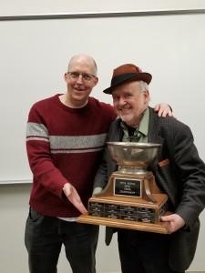 Roger Langen wins the Nova Scotia Open 2019 Chess Tournament with a perfect score, 5/5. Congratulations Roger!