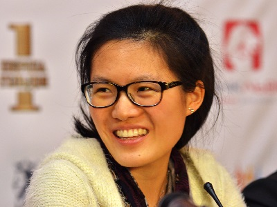 Hou Yifan to attend Pawn Wise: The Atlantic All-Ages Chess Festival!